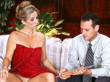 Fuck the door-to-door marital-device salesman