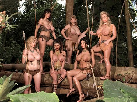 Attack Of The Mamazons!