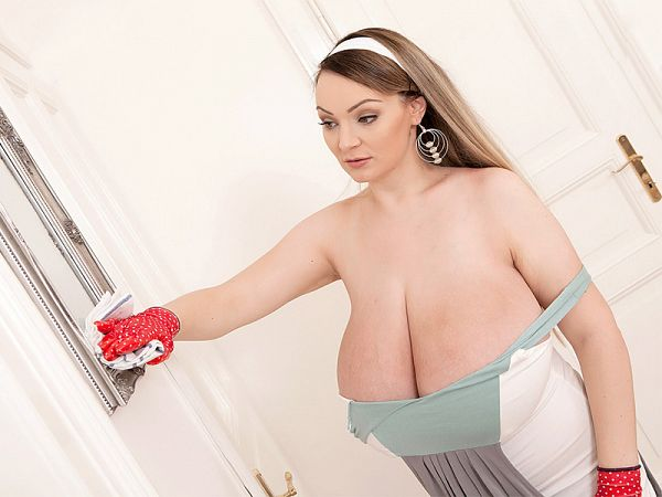 Maid For Breast Lovers