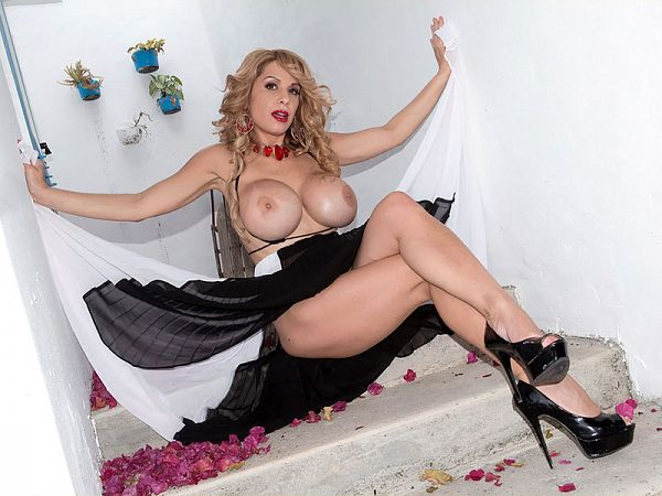 From naughty nurse to busty porn star