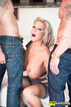 Samantha Jay's three-way