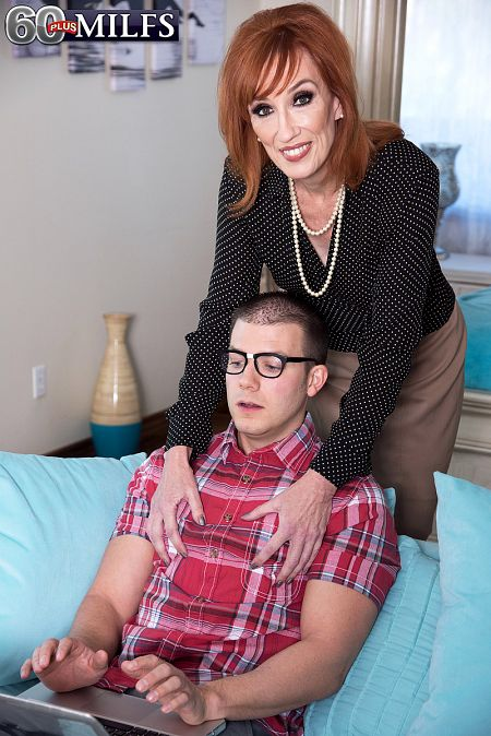 64-year-old Diamond and the 28-year-old