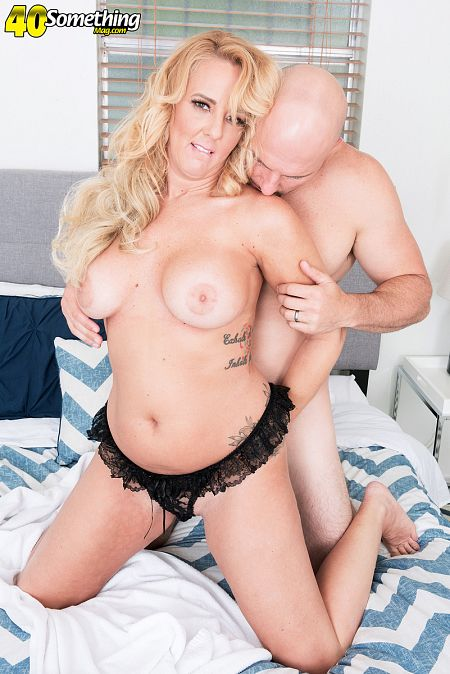 For starters, Penelope fucks her son's friend