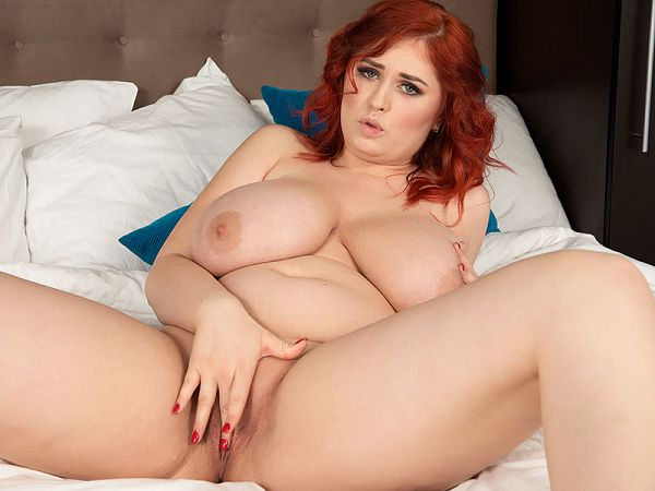 The Hot Redhead