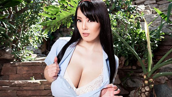 Schoolgirl Hitomi Takes A Study Break For Boobs