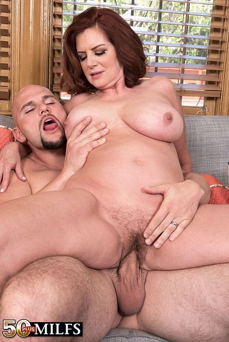 Andi James' first time