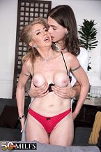 Now Fifty, Sindi Star returns for young penis!