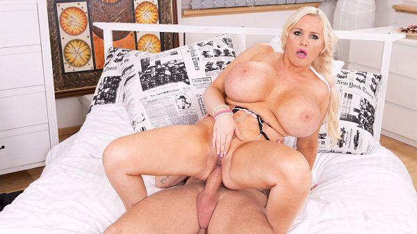 Ass-Crammed Blonde