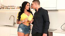 Sandra's Large Tit XXX Sturm