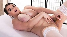 The Busty Masseuse Gets Loose