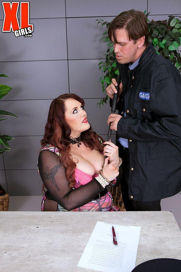 Carla4Garda Has A Fetish For The Men In Blue