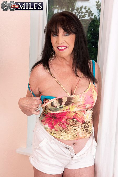 A new 70Plus MILF...Christina Starr!