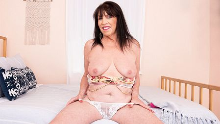 Surprise! It's 71-year-old Christina Starr!
