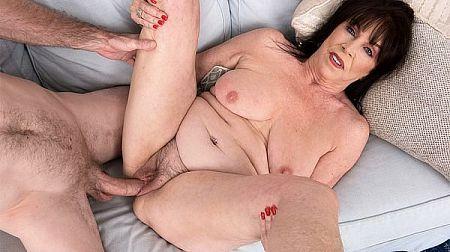Christina's first fuck video