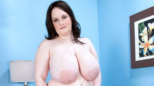 Ivory Skin &Giant Tits